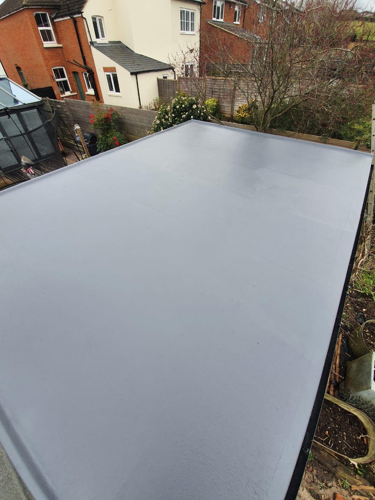 fiberglass roofing Bracknell