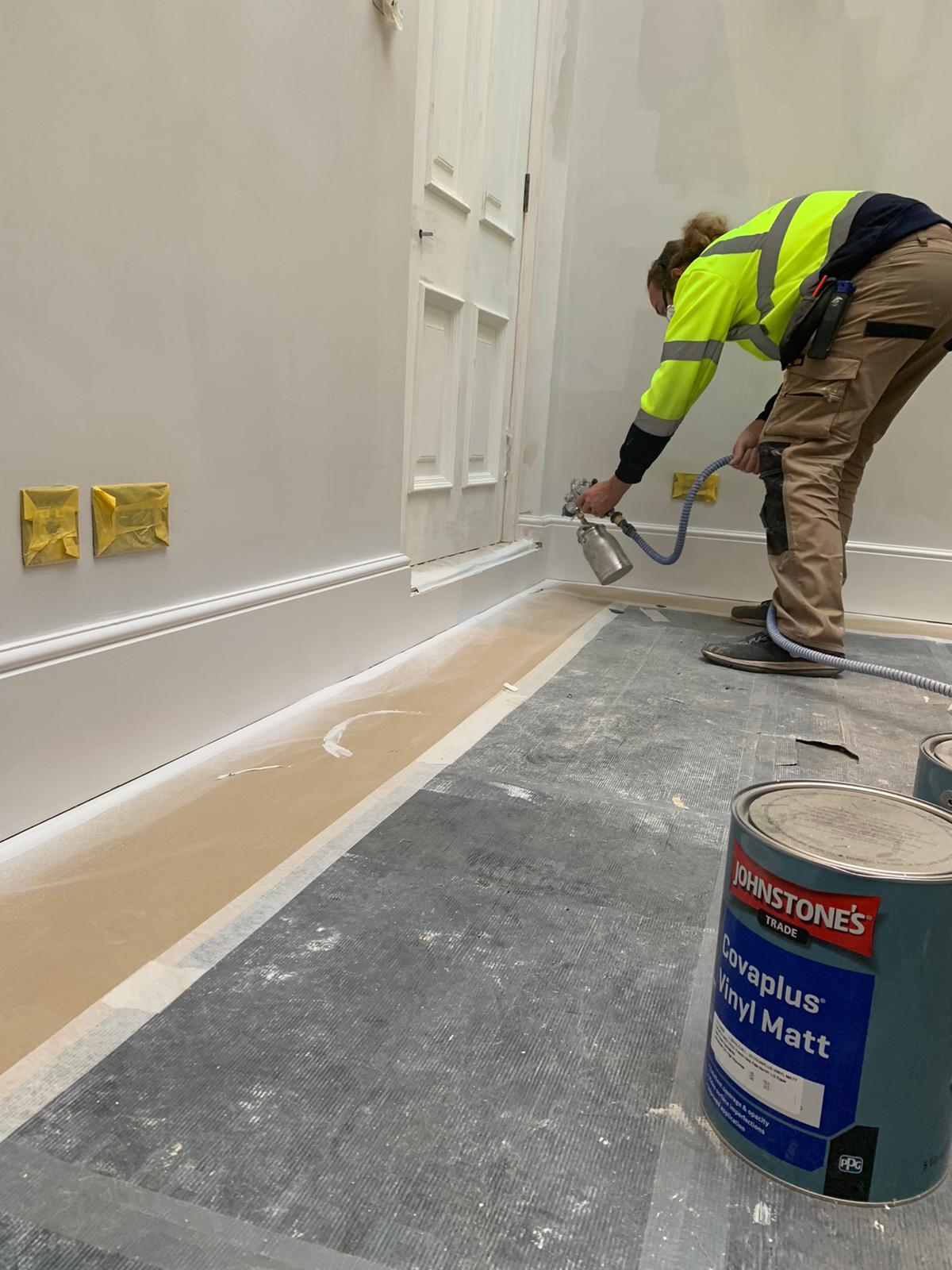 Paint Spraying Bracknell