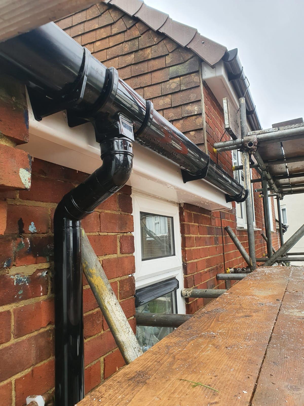 gutter fix roofing services Binfield