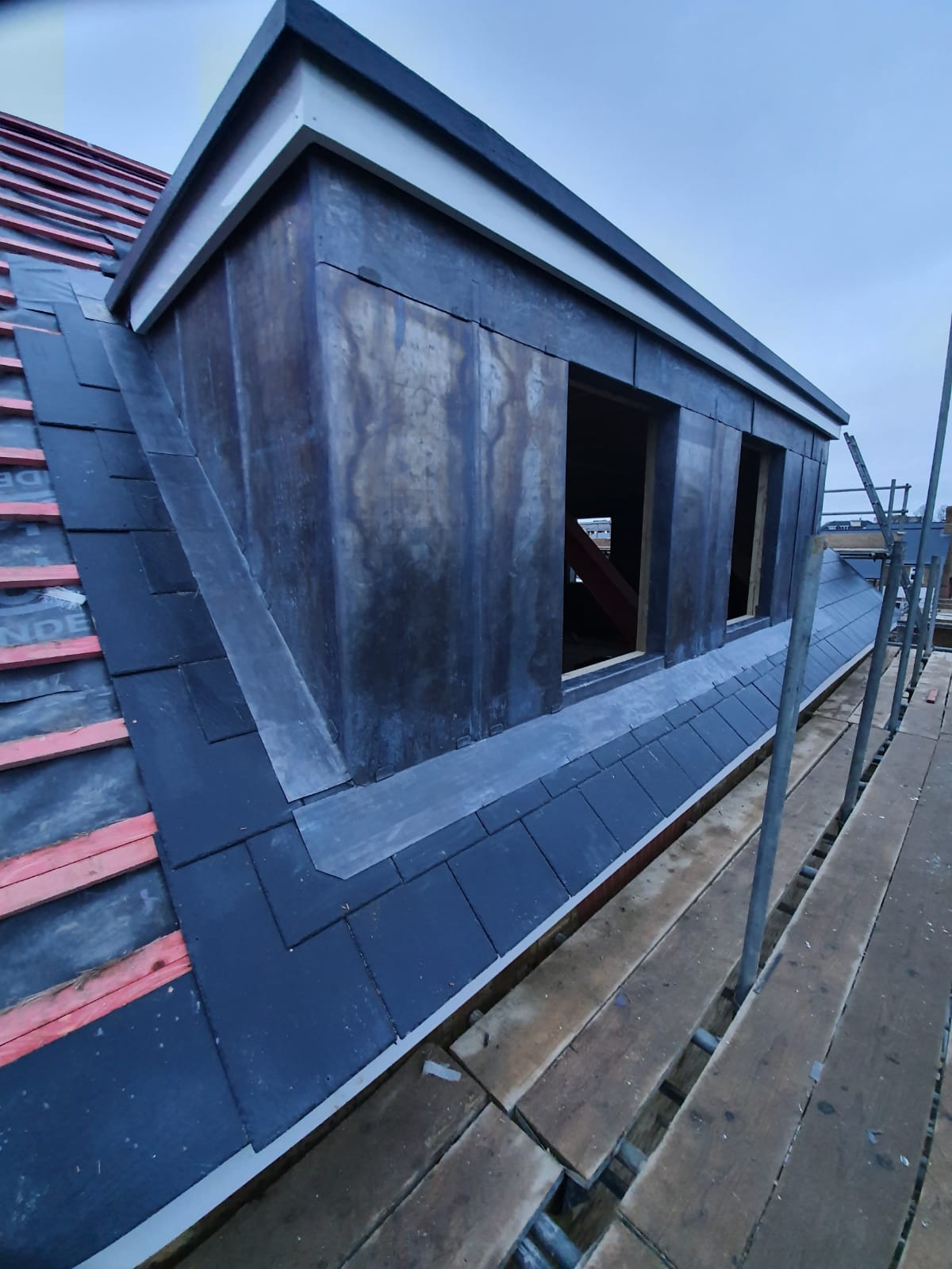 lead roofing services Binfield