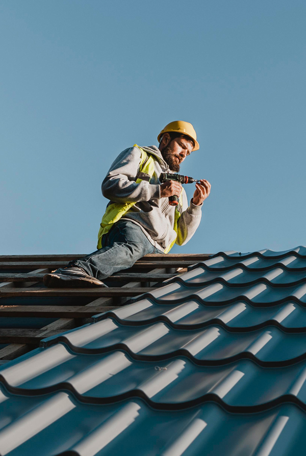 Roofers in Wokingham
